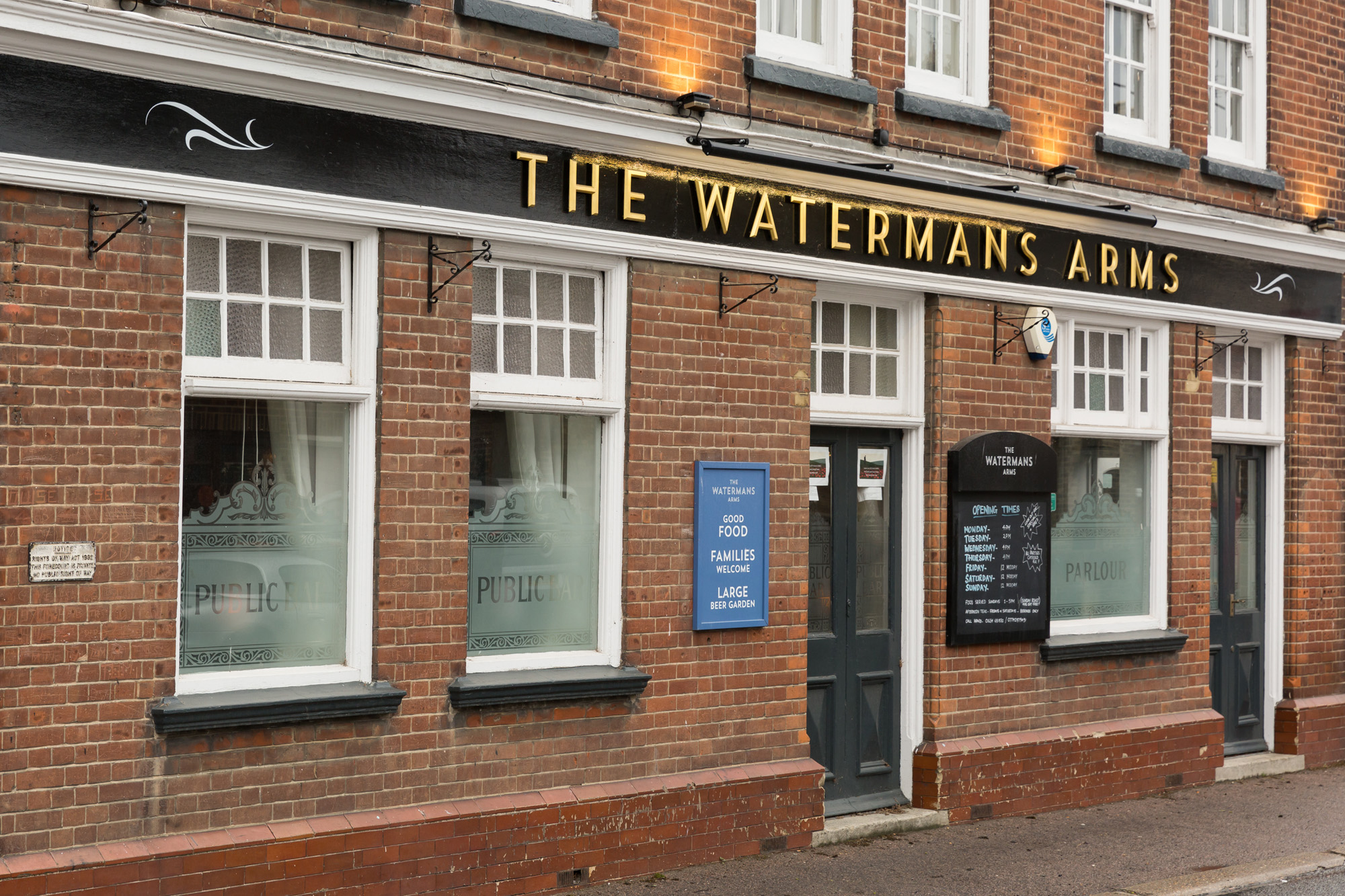 Watermans Arms Wouldham